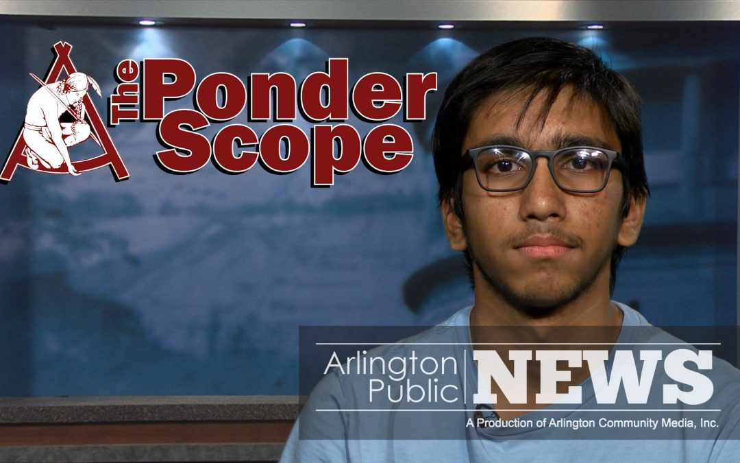 The Ponder Scope | May 11, 2018