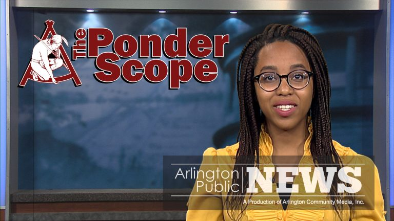 The Ponder Scope | May 4, 2018