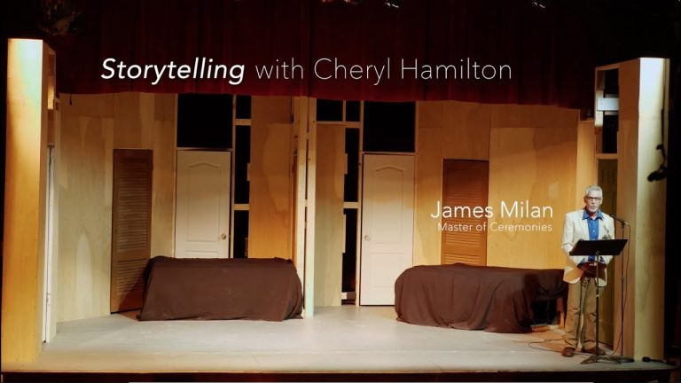 AIFF Storyteller Cheryl Hamilton