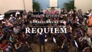 Music Gazing  – Fauré Requiem