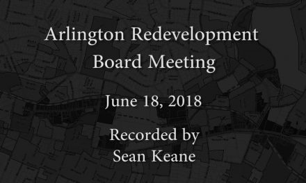 Redevelopment Board Meeting – June 18, 2018