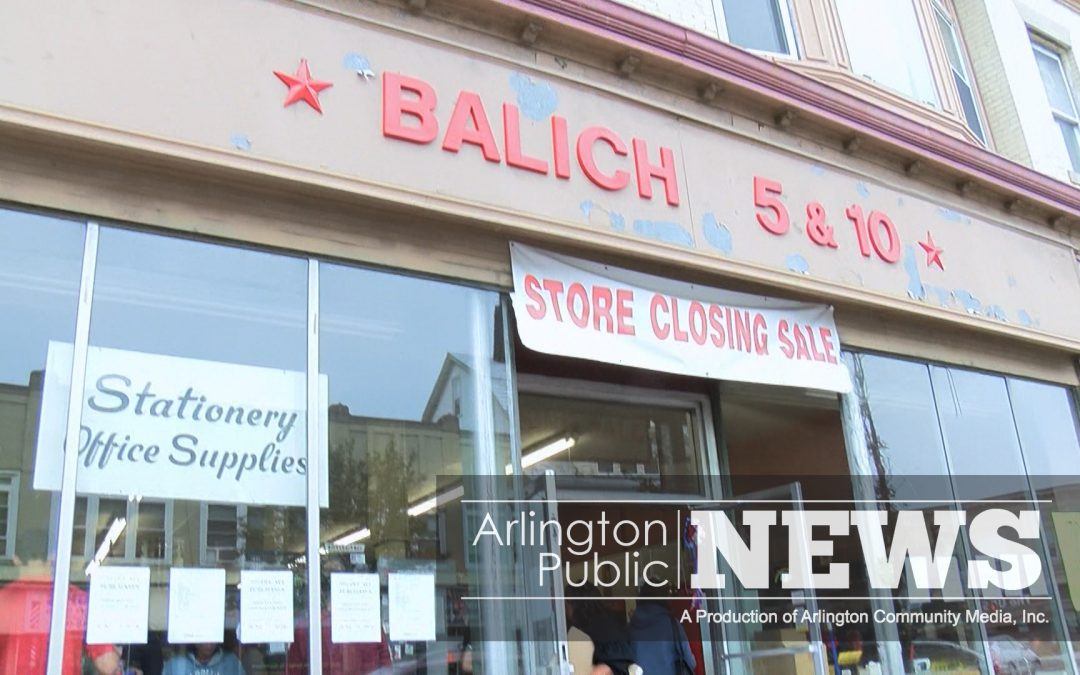 Balich 5 & 10 Closing Day