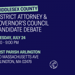 ACMi Joins Mass ACLU and LWV to Present Candidates' Debate