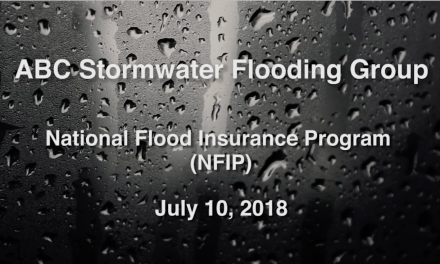 ABC Stormwater Flooding Group – July 10, 2018