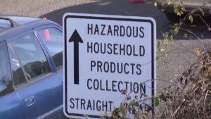 Household Hazardous Waste Collection Events