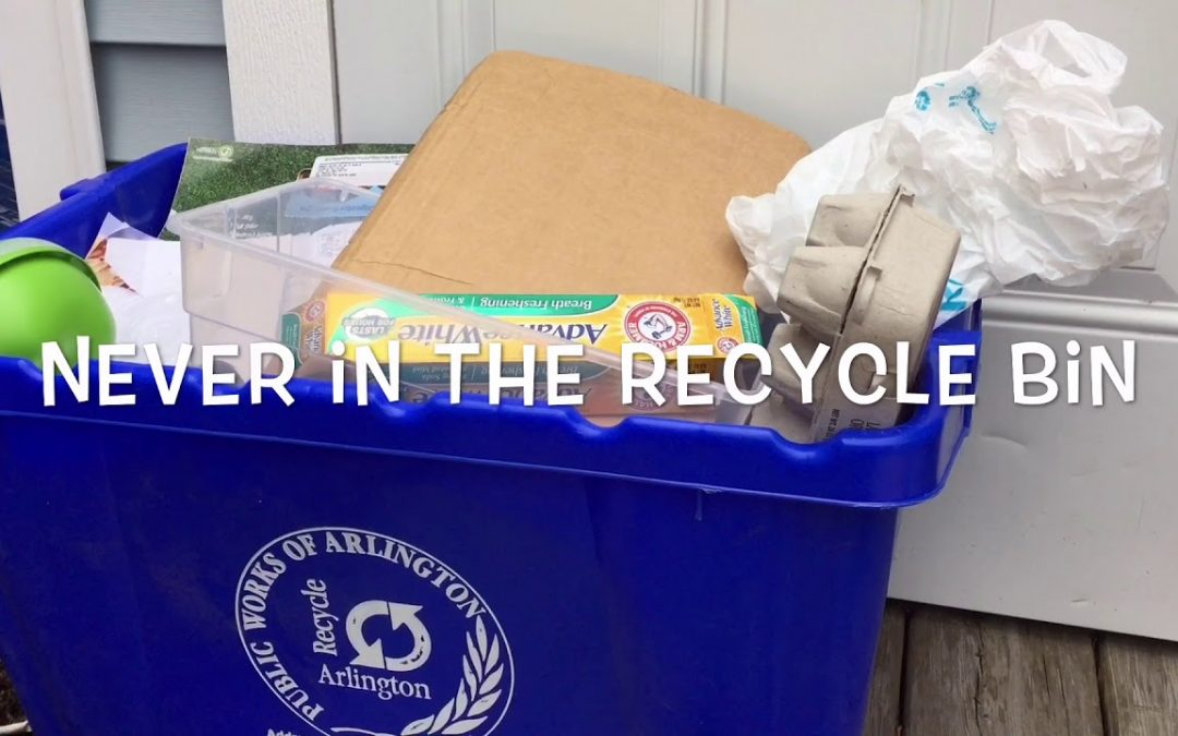 Recycling Plastic Bags in Arlington, MA
