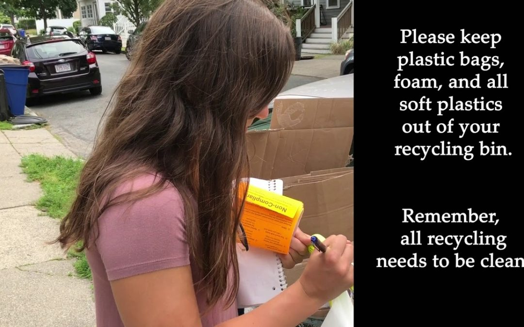 Curbside Trash and Recycling Compliance