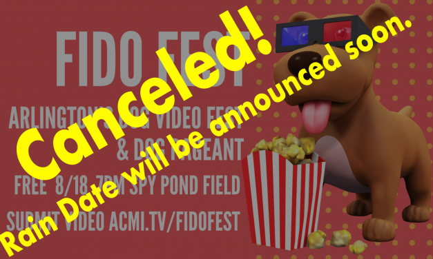 Fido Fest Canceled Due to Rain