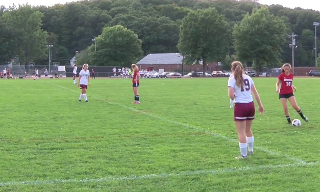 Arlington High School Girls Soccer vs Watertown September 13th, 2018