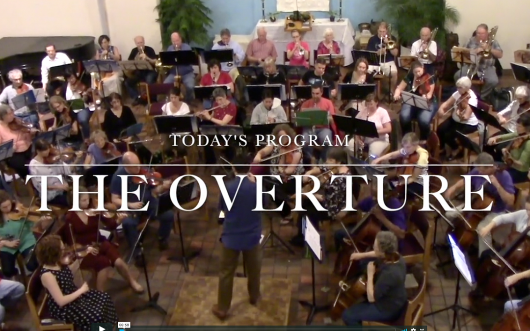 Music Gazing – The Overture