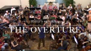 Music Gazing – The Overture