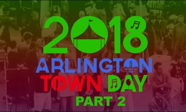 Town Day 2018 – Part 2 – AHS Jazz Band