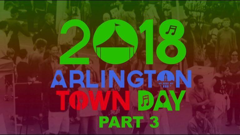 Town Day 2018 – Part 3 – Garden Performances