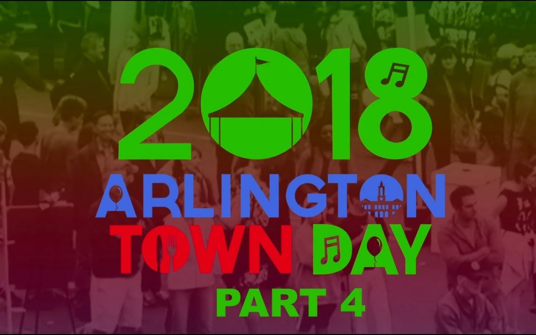 Town Day 2018 – Part 4 – Air Traffic Controller