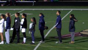 Arlington High School Girls Soccer vs Lexington – October 18, 2018