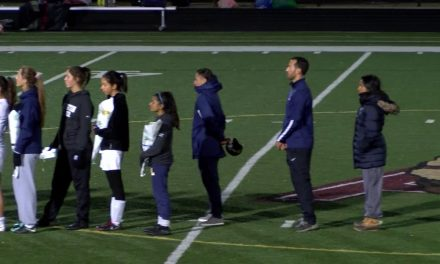 Arlington High School Girls Soccer vs Lexington – October 18, 2018