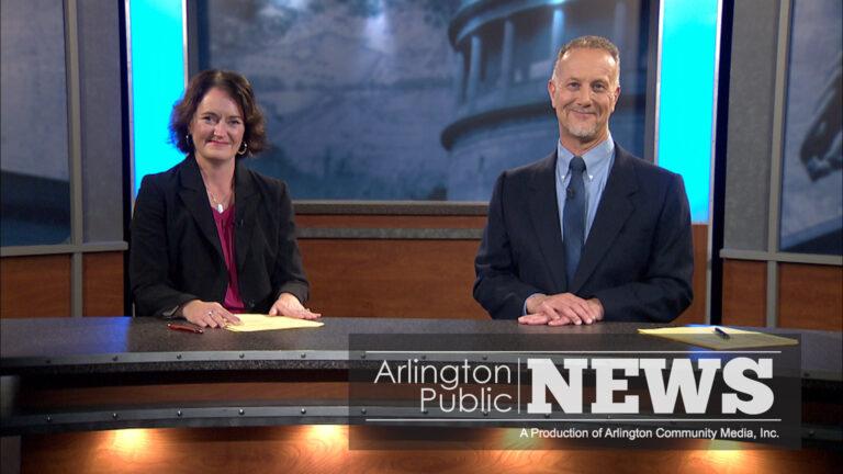 Arlington Public News: October 05, 2018