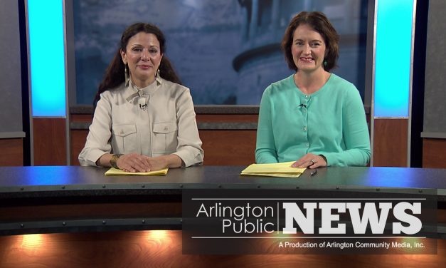 Arlington Public News: October 19, 2018