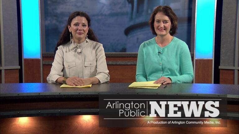 Arlington Public News: October 19, 2018