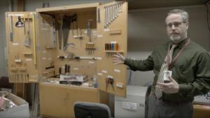 Inside Arlington High School: Makerspace