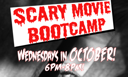 Scary Movie Boot Camp!
