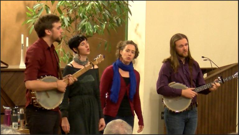 Windborne at UU Church Performance