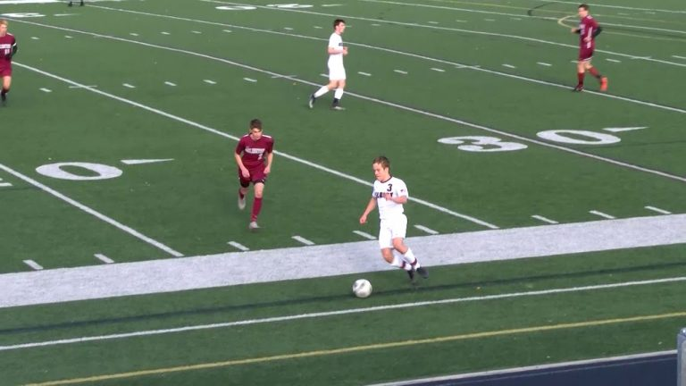Arlington High School Boys Soccer vs Belmont – November 3, 2018