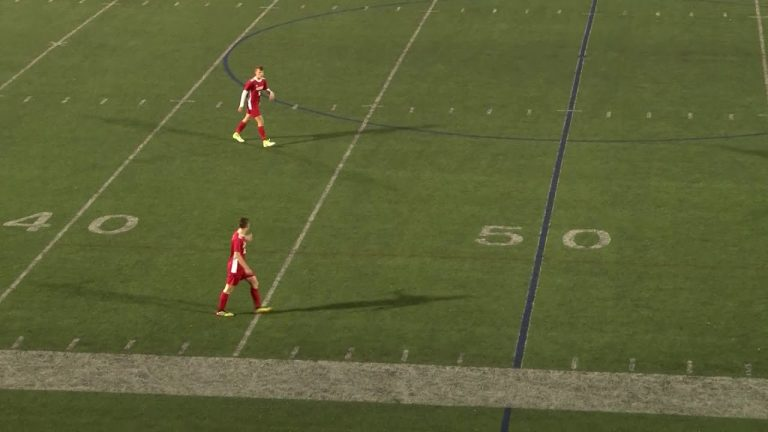 Arlington High School Boys Varsity Soccer vs Masconomet – D2 North Championship – November 12, 2018