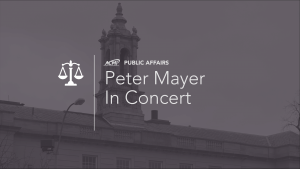 Peter Mayer in Concert Full Performance and Interview