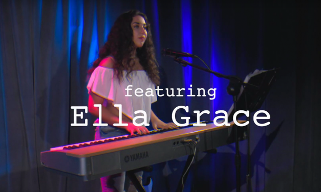 Studio B Sessions – Season 2 – Episode 4 – Ella Grace
