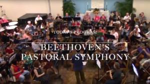 Music Gazing – Beethoven's Pastoral Symphony