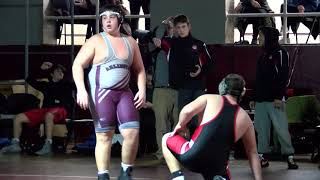 Arlington High School Boys Wrestling vs Reading Memorial – December 12th, 2018