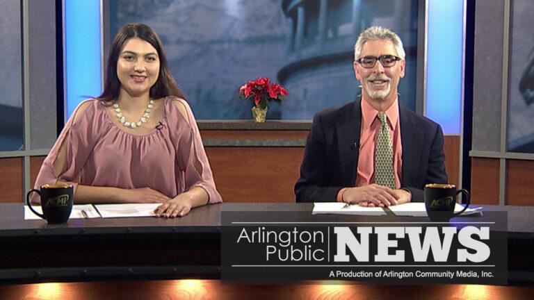 Arlington Public News: December 14, 2018