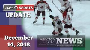 ACMi Sports Update: December 14, 2018