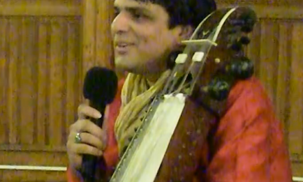 Music of Paradise: Ep 1 – Kamal Sabri on sarangi