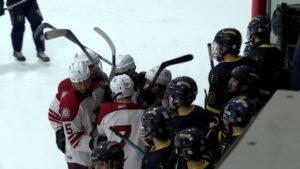 Arlington High School Boys Hockey vs Lexington – January 9th, 2019