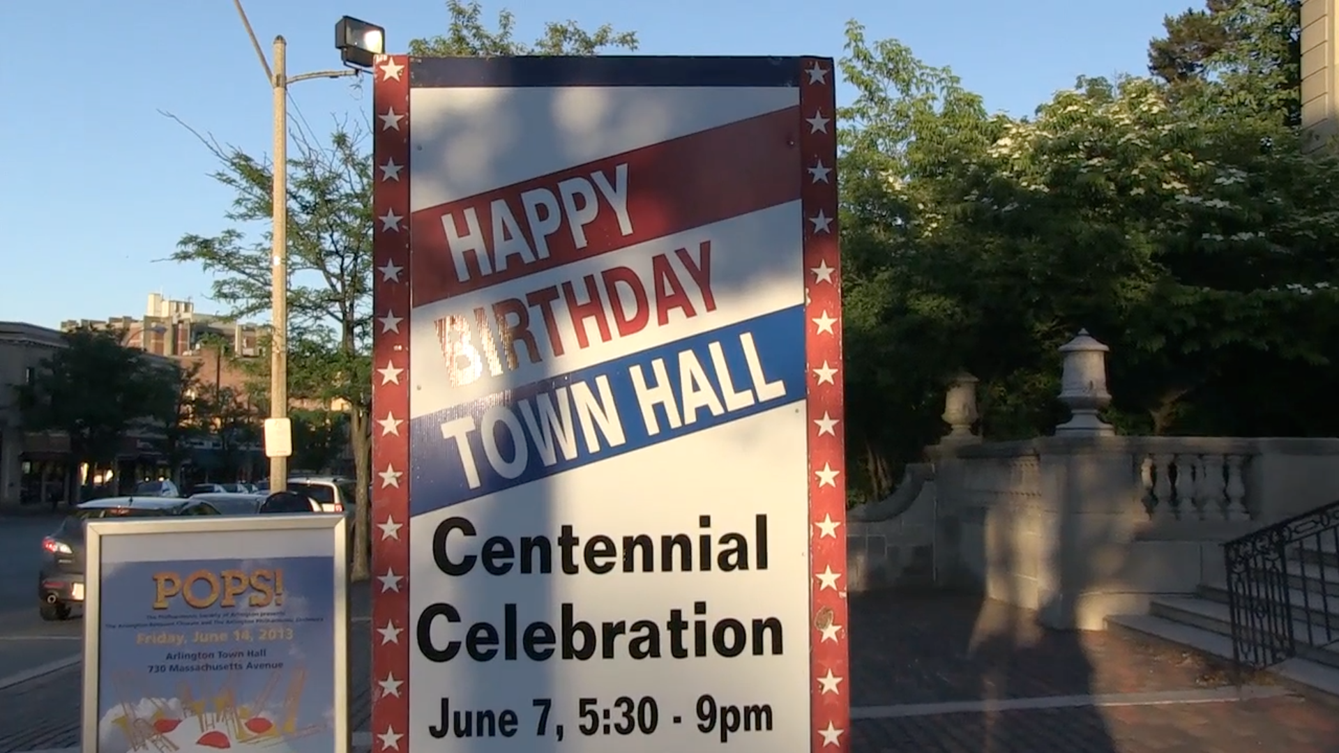 Town Hall turns 100