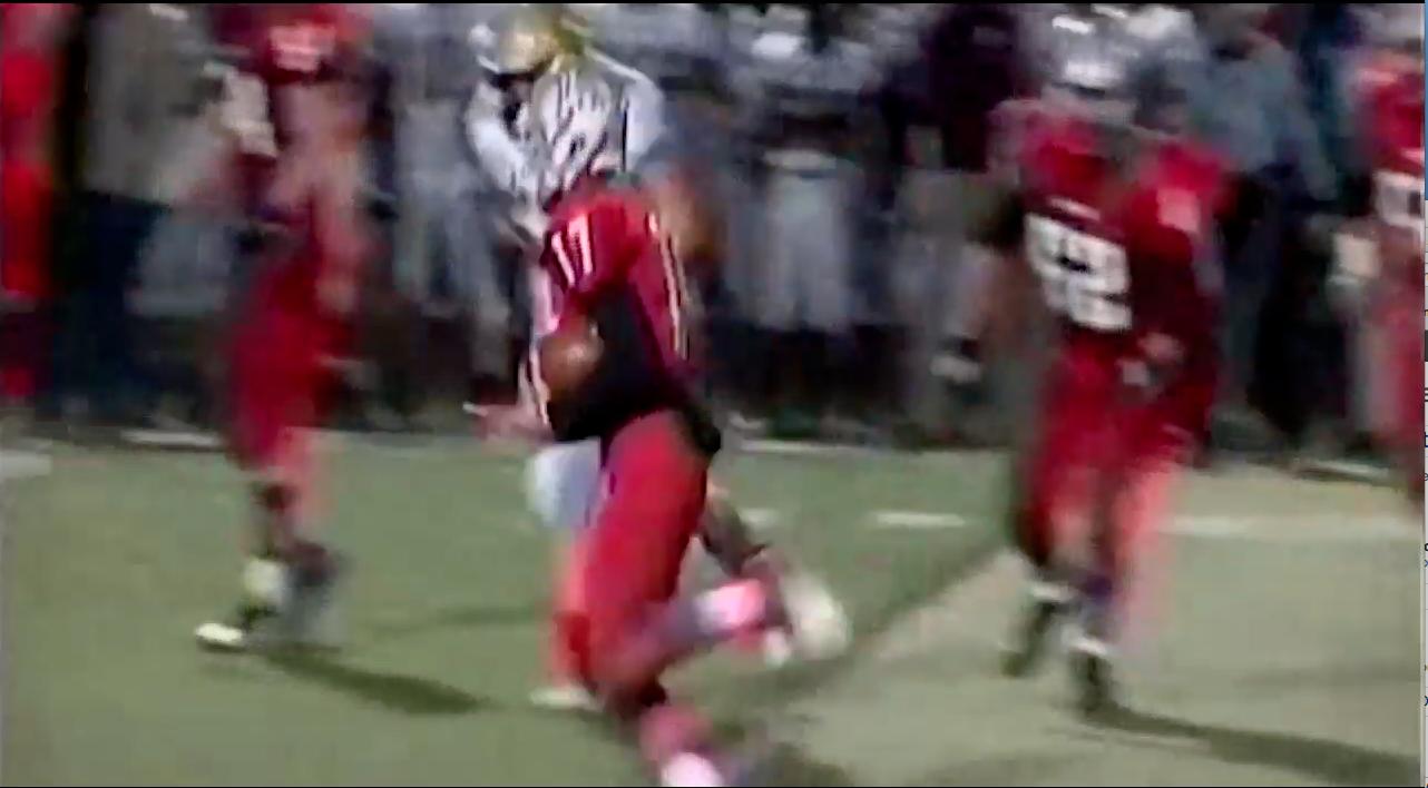 Sports Spotlight: Football – AHS vs. Concord-Carlisle – Nov 15, 2013