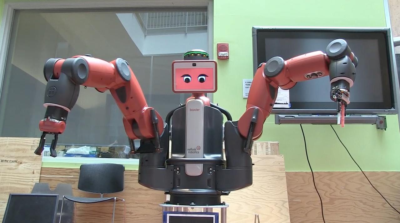 Robots: MERS