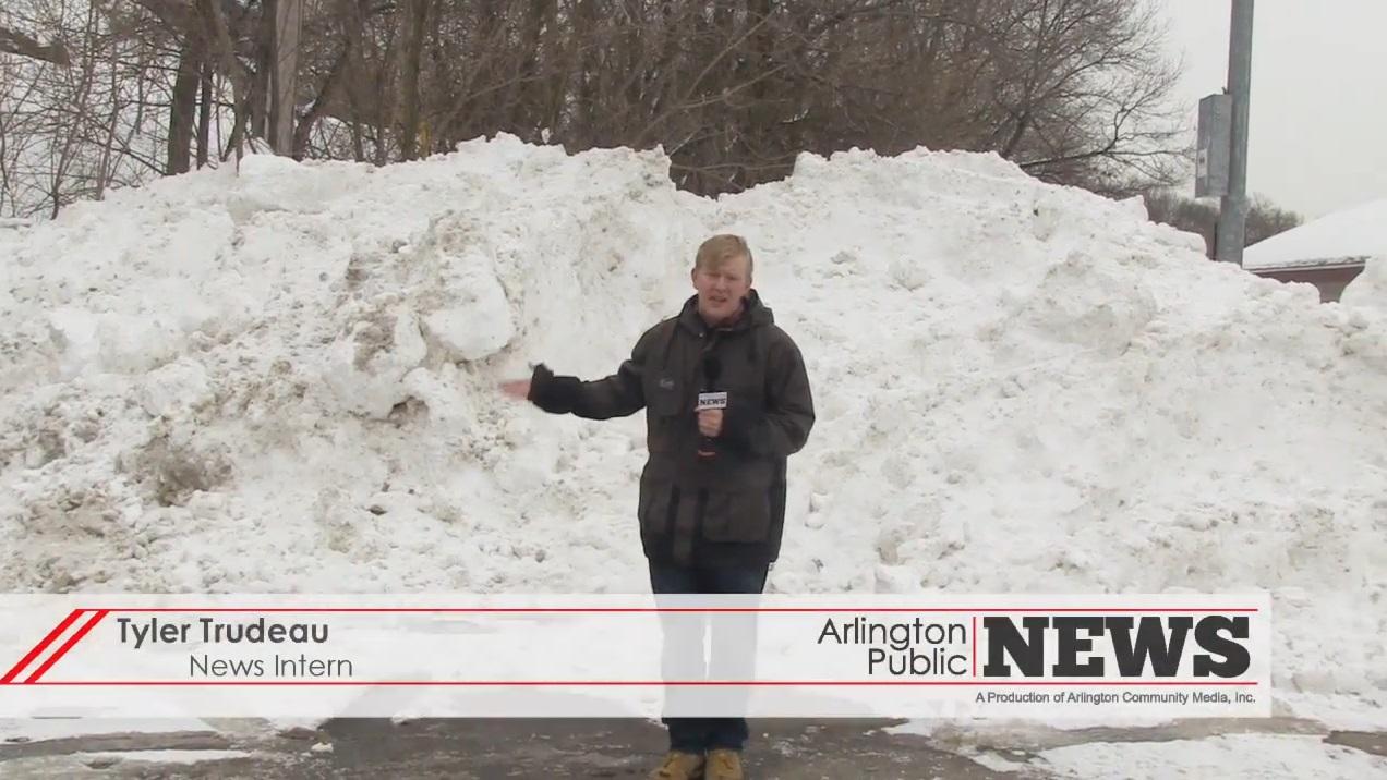 Snow Removal Around Town