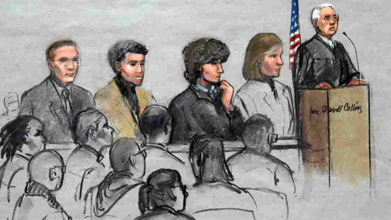 Boston Marathon Trial Update | March 27, 2015