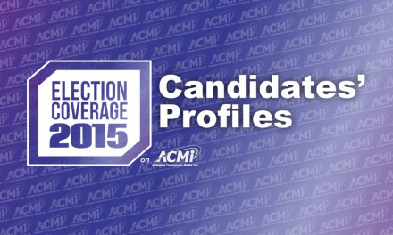 Candidate Profiles 2015: Alexis G. Moisand (School Committee)