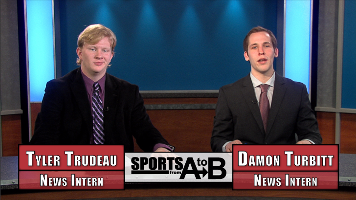 Sports from A to B | March 27, 2015