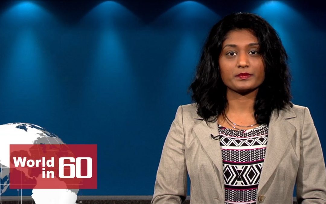 World in 60 | March 12, 2015