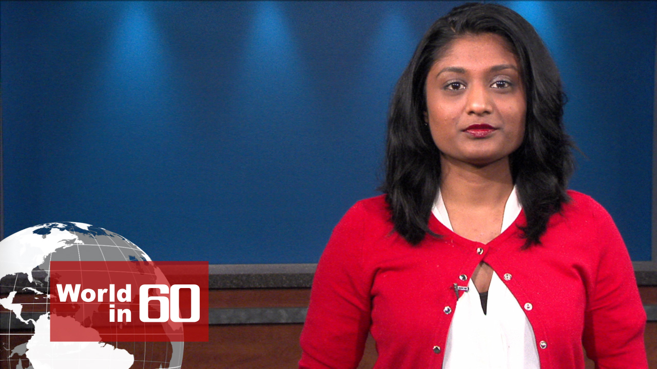 World in 60 | March 19, 2015