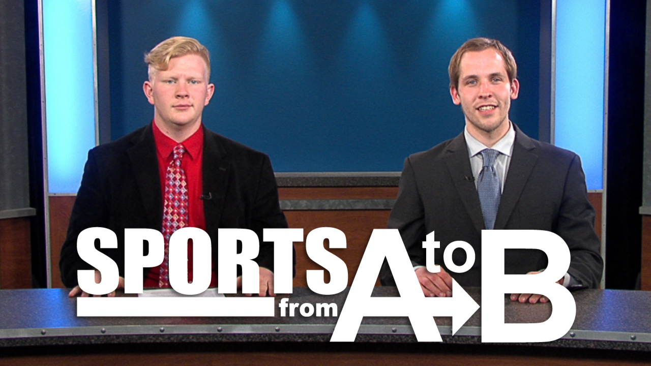 Sports from A to B | April 24, 2015