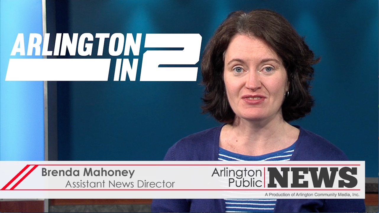 Arlington in 2 | April 27, 2015