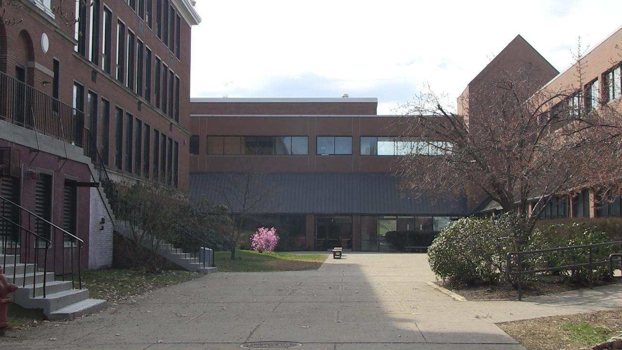 Building Arlington Schools: Arlington High School