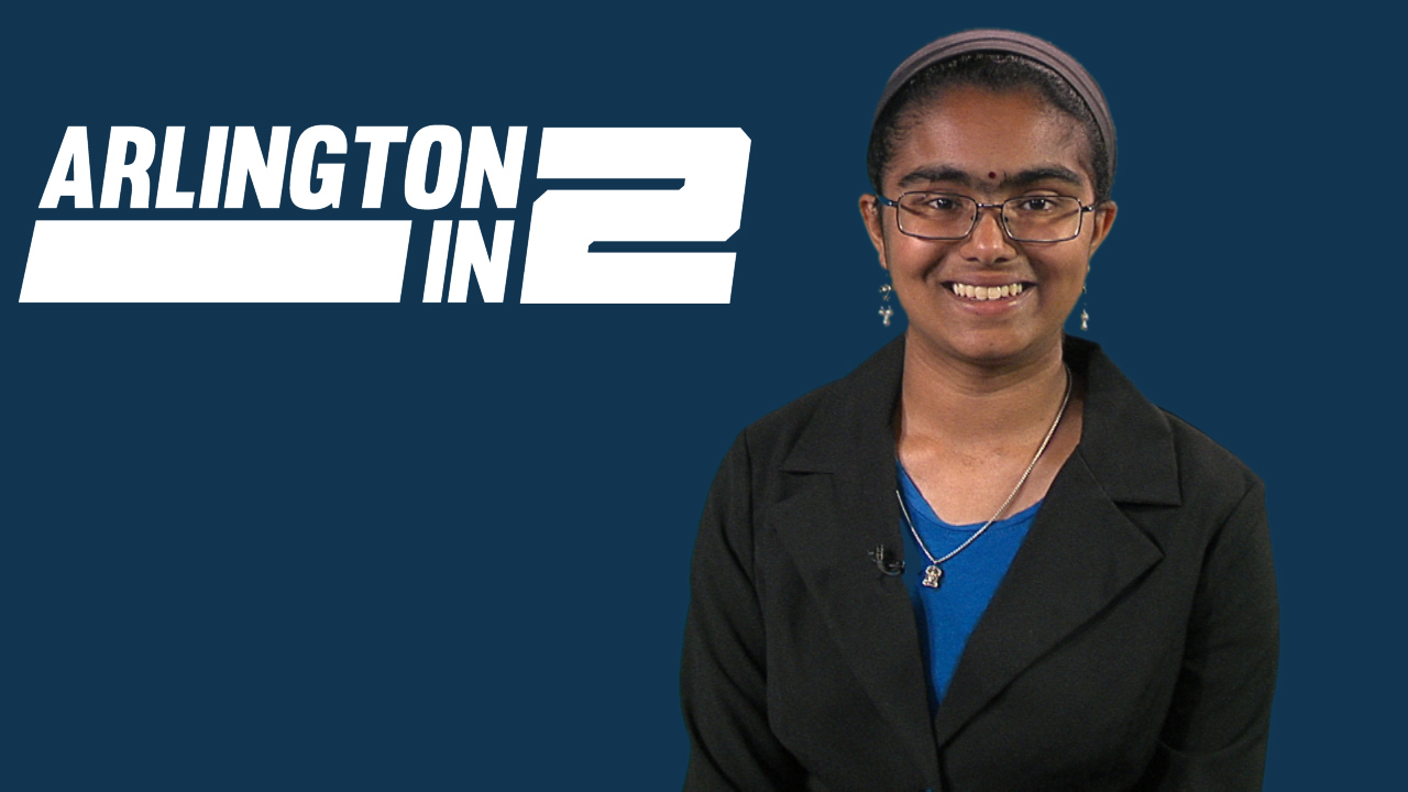 Arlington in 2 | May 07, 2015