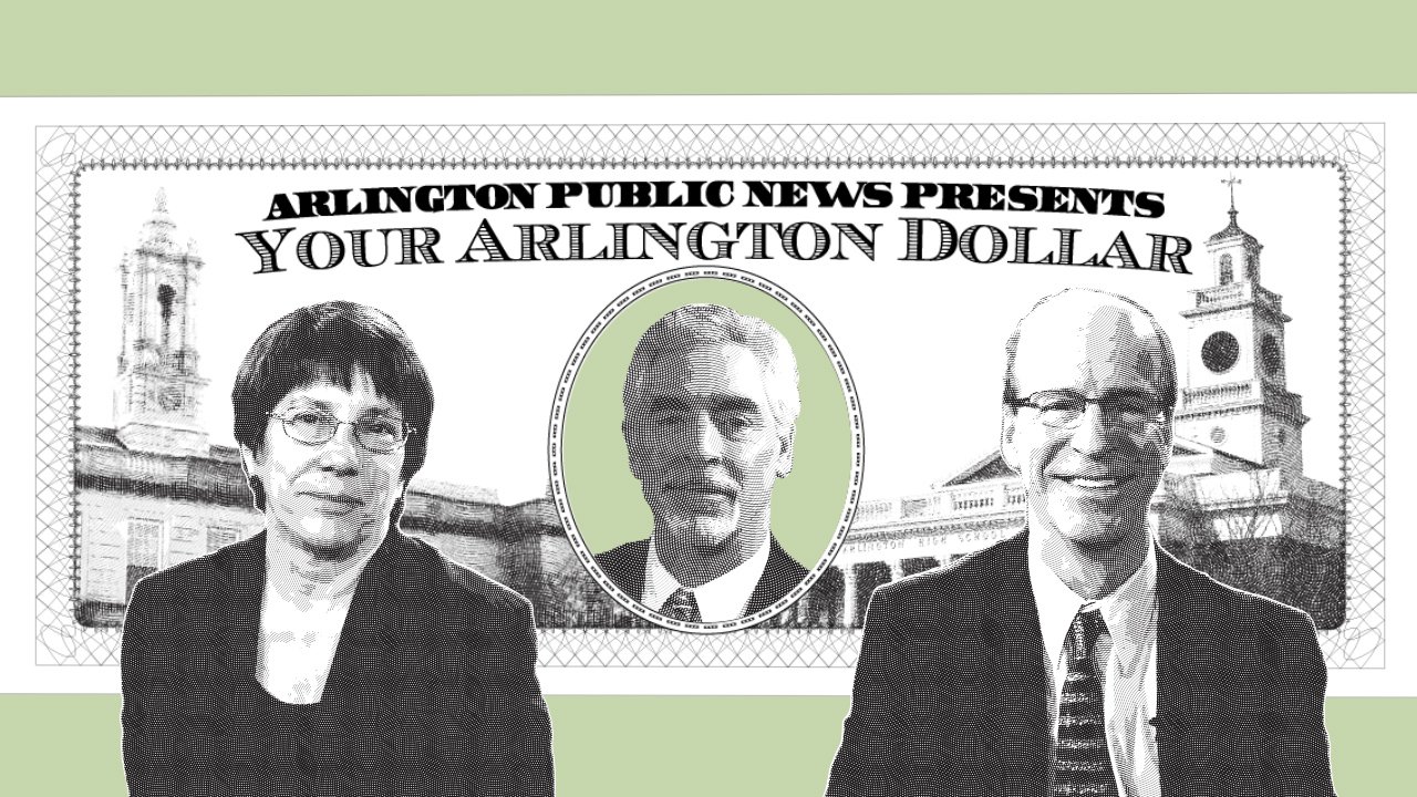 Your Arlington Dollar: Town Choices Town Values
